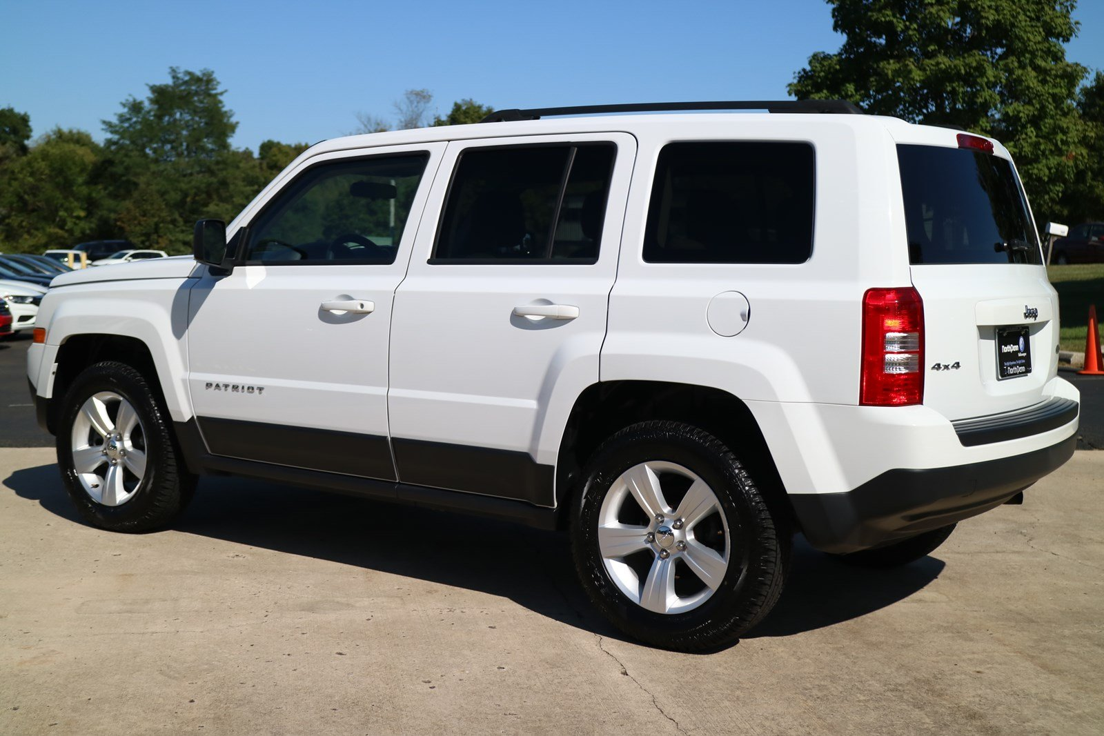 Pre-Owned 2014 Jeep Patriot Latitude