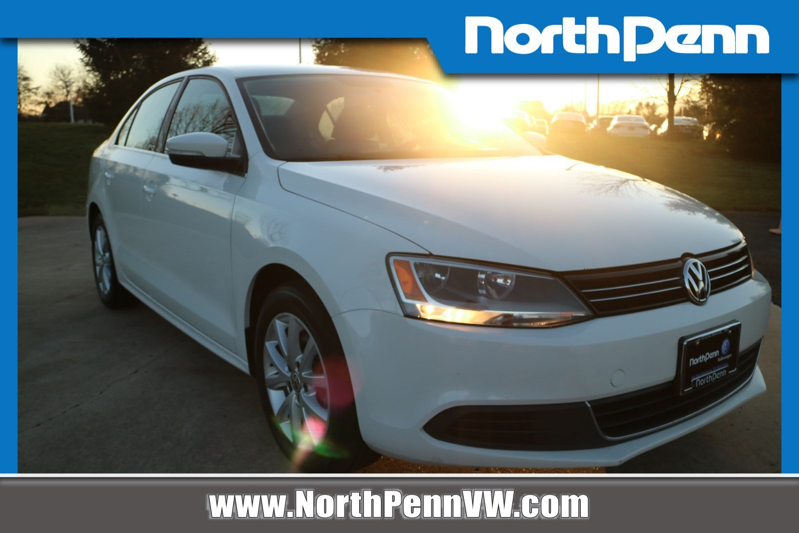 North Penn Volkswagen >> Pre Owned 2014 Volkswagen Jetta Se W Connectivity Fwd 4dr Car