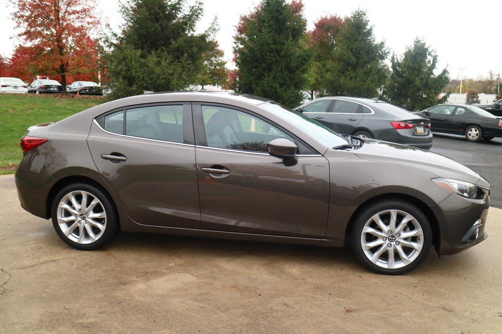 Certified Pre-Owned 2016 Mazda MAZDA3 s Touring