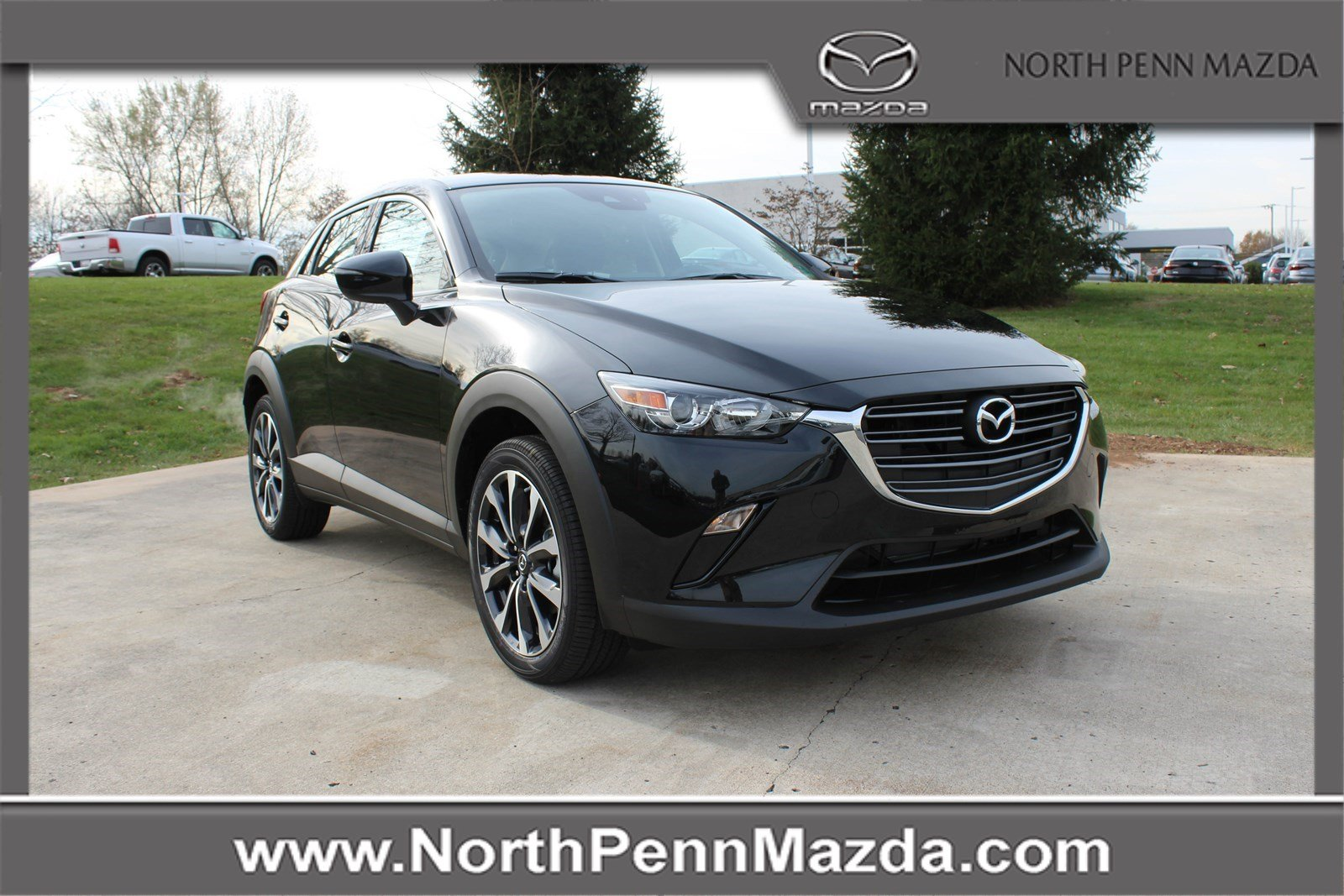 New 2019 Mazda MAZDA CX-3 Touring