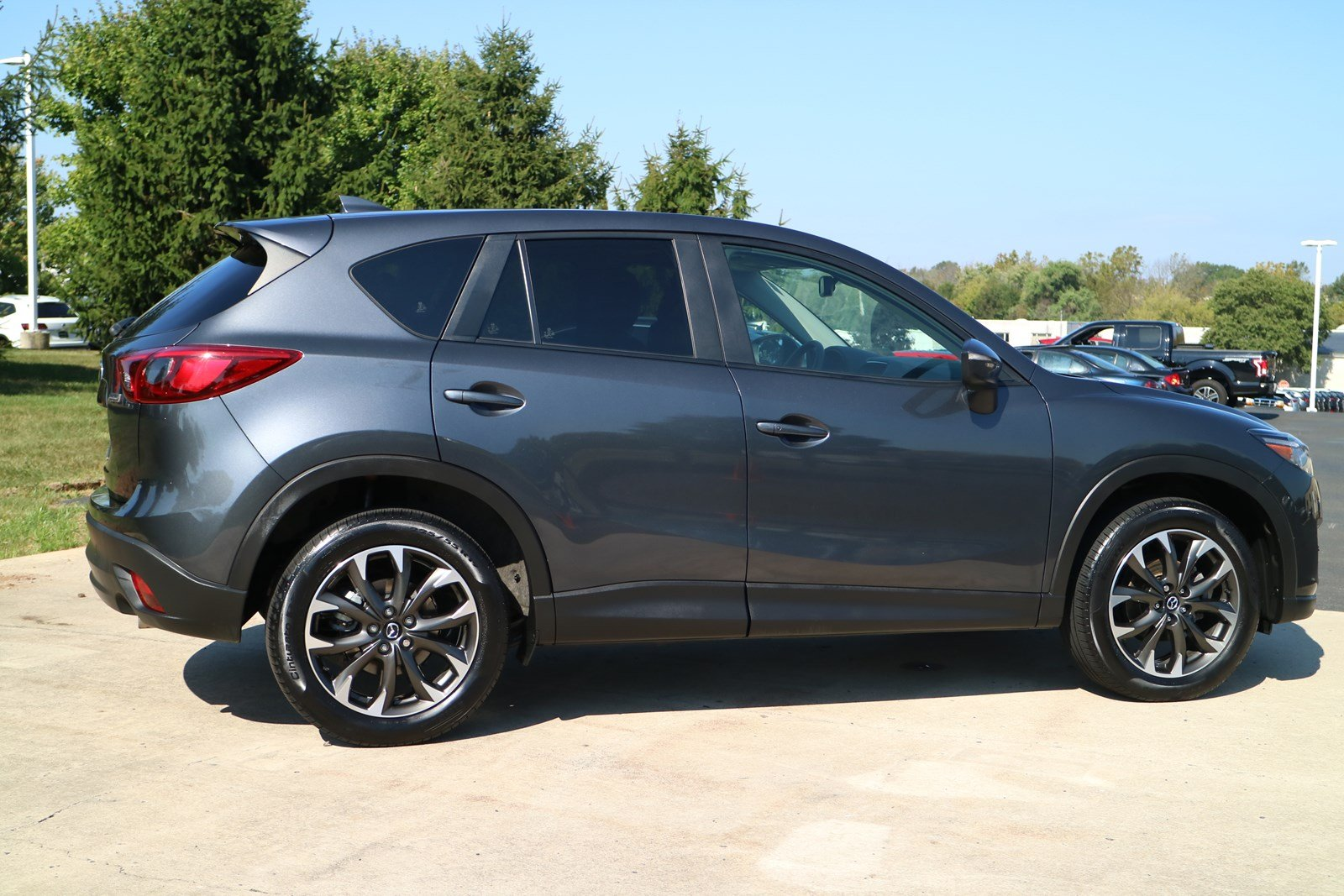 Certified Pre-Owned 2016 Mazda MAZDA CX-5 Grand Touring
