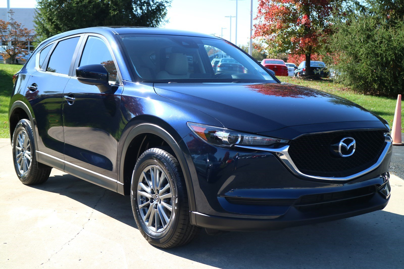 Certified Pre-Owned 2017 Mazda MAZDA CX-5 Touring