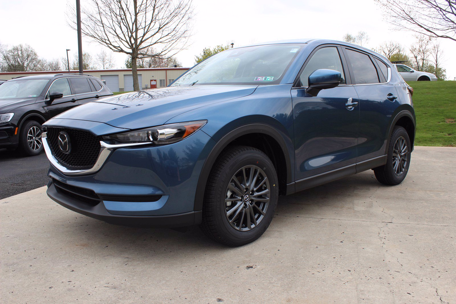 New 2020 Mazda MAZDA CX-5 Touring