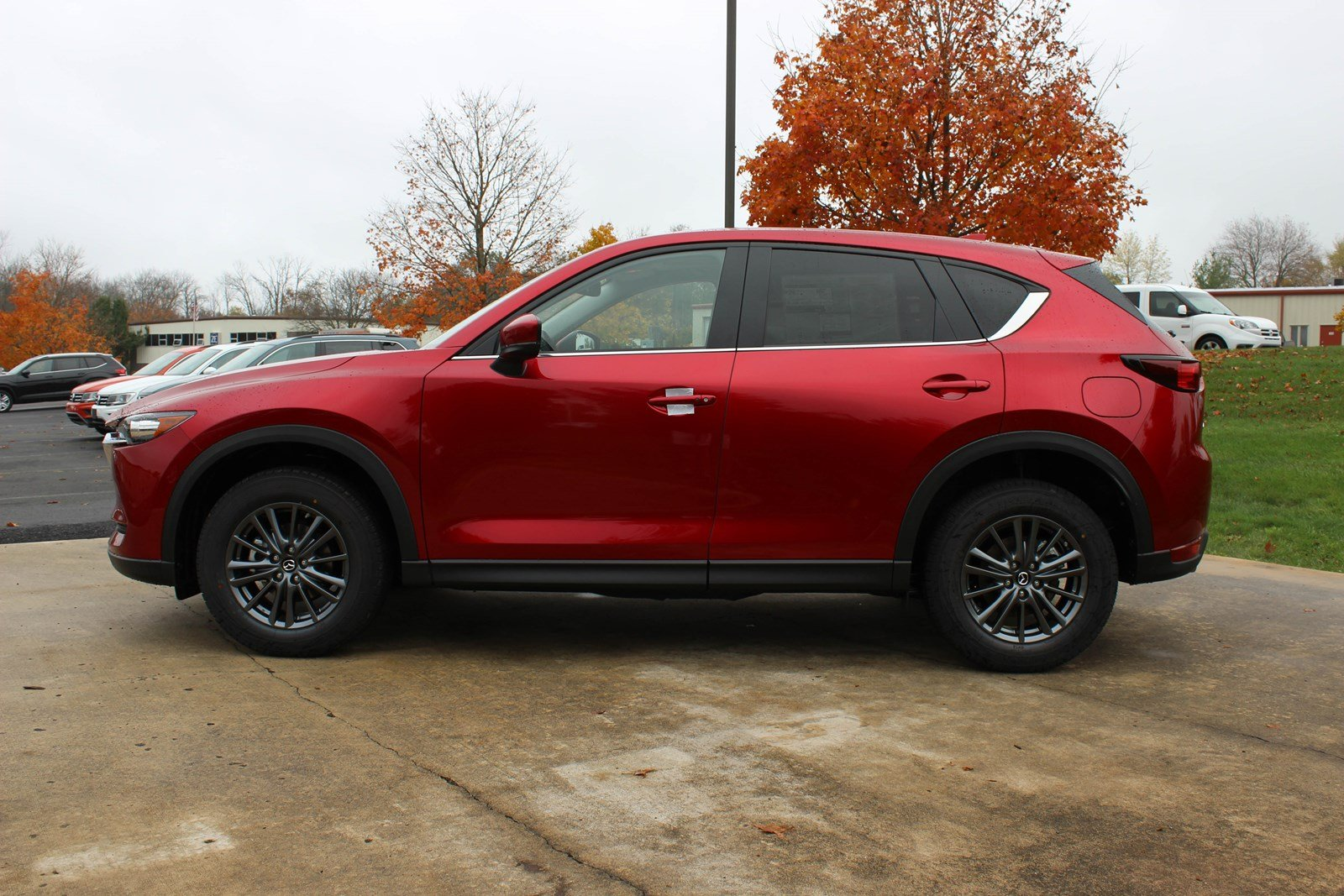 New 2019 Mazda MAZDA CX-5 Touring