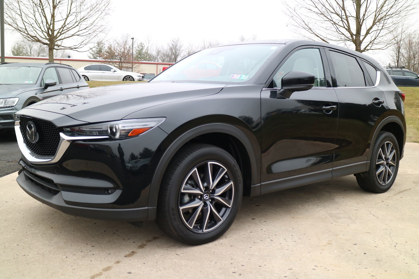 Certified Pre-Owned 2017 Mazda MAZDA CX-5 Grand Touring