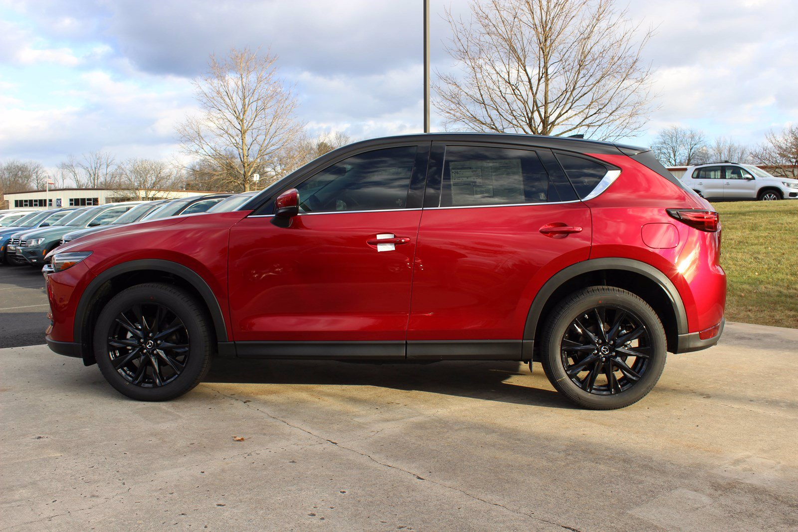 New 2020 Mazda MAZDA CX-5 Grand Touring
