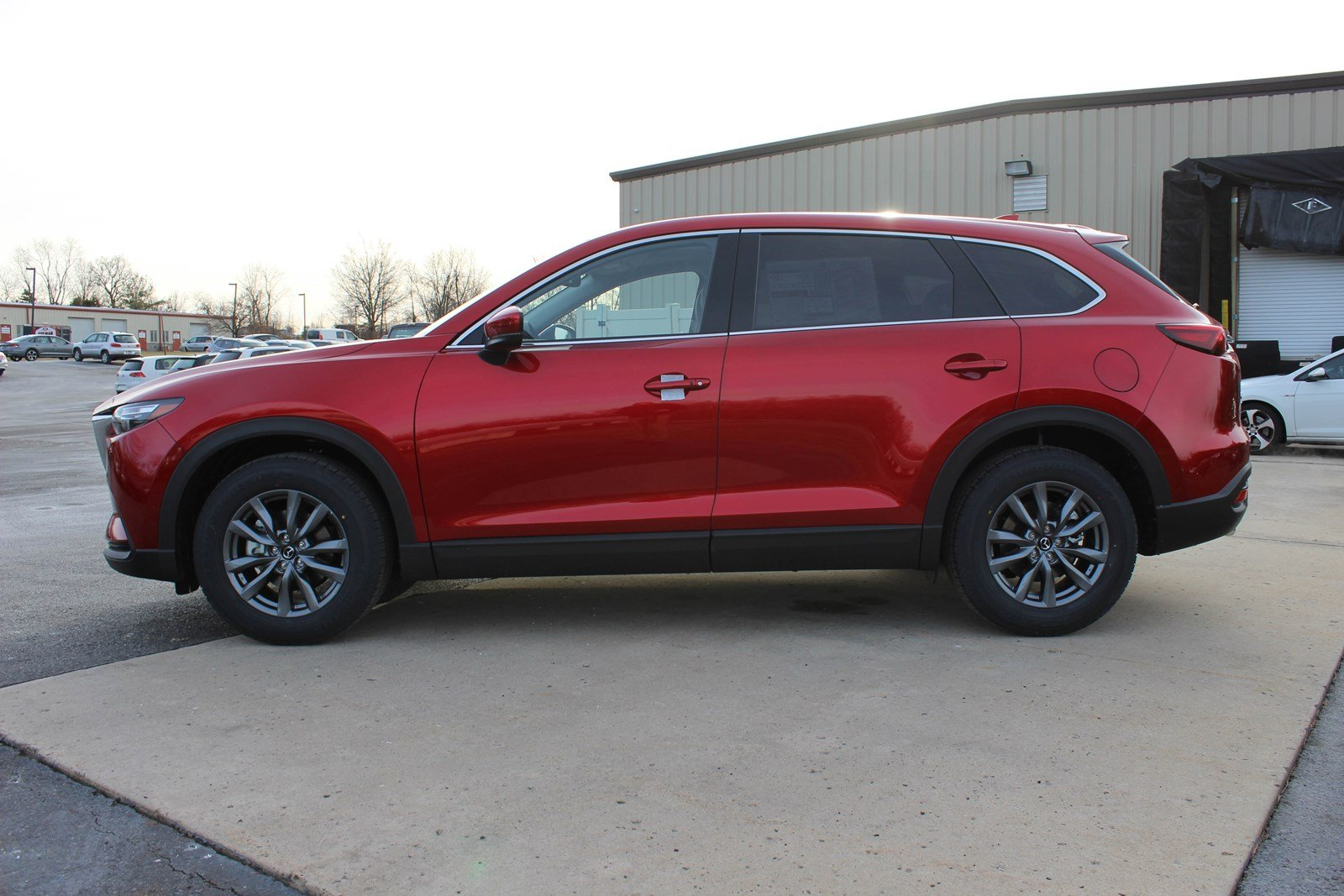 New 2020 Mazda MAZDA CX-9 Touring
