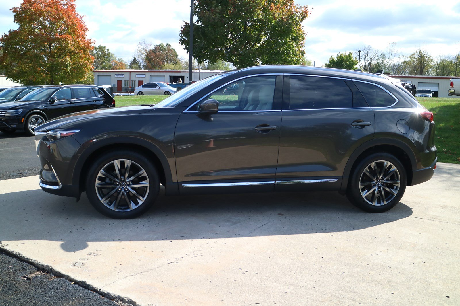 Certified Pre-Owned 2016 Mazda CX-9 Grand Touring