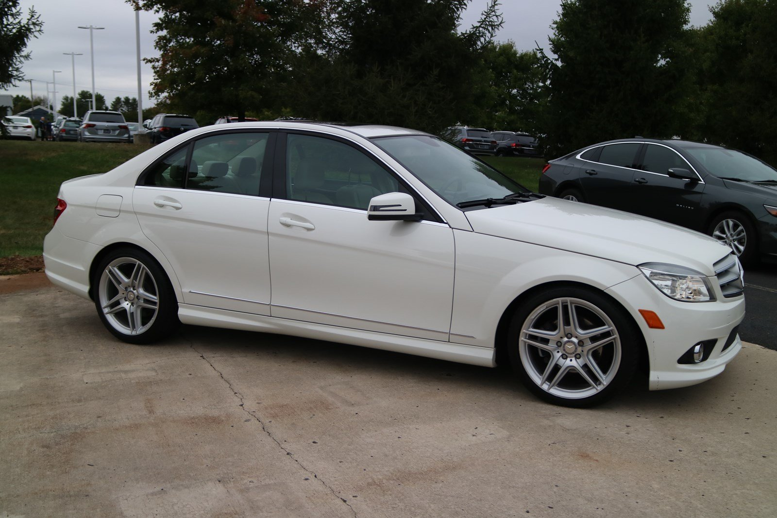 Pre-Owned 2010 Mercedes-Benz C-Class C 300 Sport