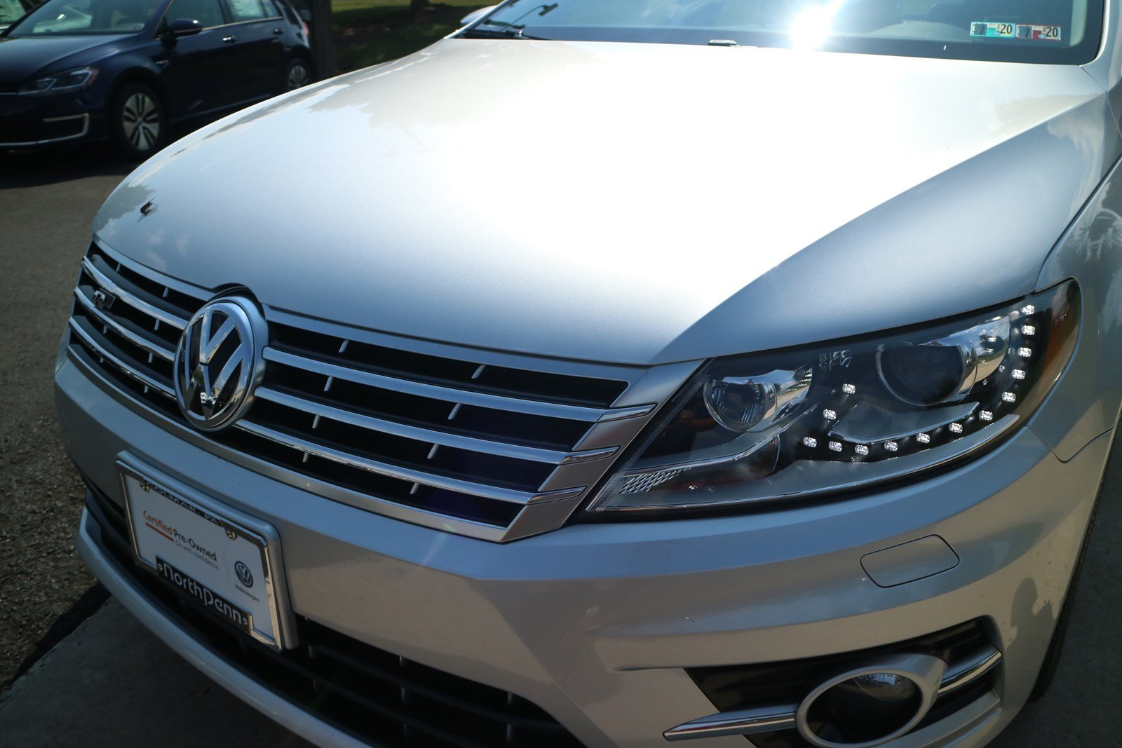 Pre-Owned 2015 Volkswagen CC R-Line