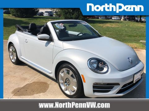 Pre-Owned 2017 Volkswagen Beetle Convertible 1.8T SEL