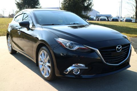 Pre-Owned 2014 Mazda MAZDA3 s Grand Touring