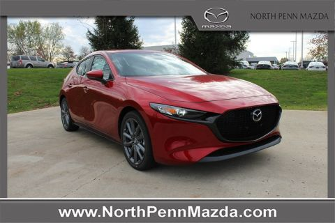 New 2019 Mazda MAZDA3 HATCHBACK BASE