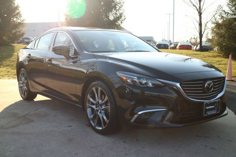 Certified Pre-Owned 2017 Mazda MAZDA6 Grand Touring