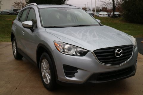 Certified Pre-Owned 2016 Mazda MAZDA CX-5 Sport