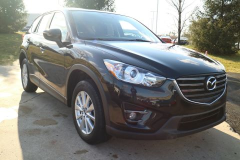 Certified Pre-Owned 2016 Mazda MAZDA CX-5 Touring