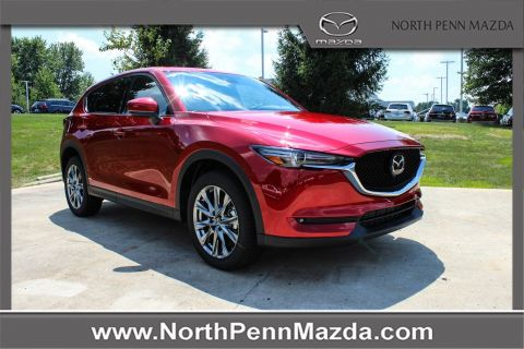 New 2019 Mazda MAZDA CX-5 Signature Diesel