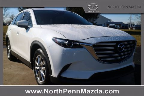 Certified Pre-Owned 2016 Mazda MAZDA CX-9 Touring
